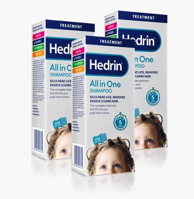 Hedrin® All in One Shampoo